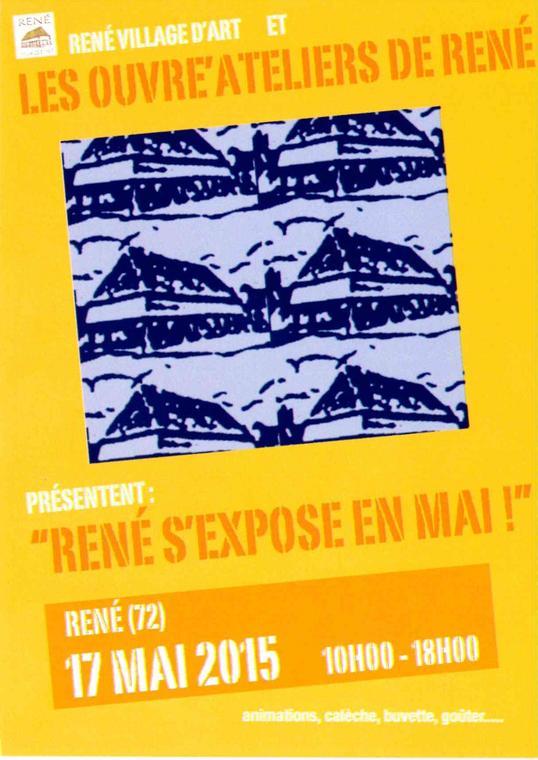 René s'expose