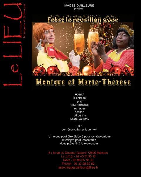 Réveillon Monique et Marie-Thérèse