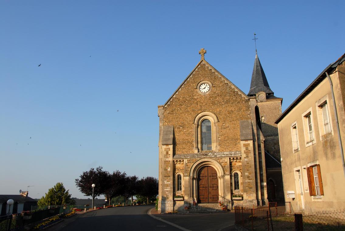 Saint-Jean de la Motte- 01 juil. - (4)©