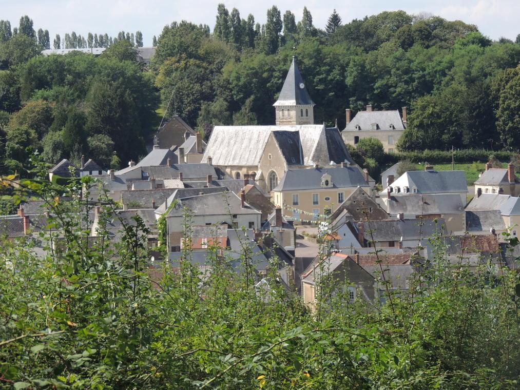 Village_villaines sous Malicorne