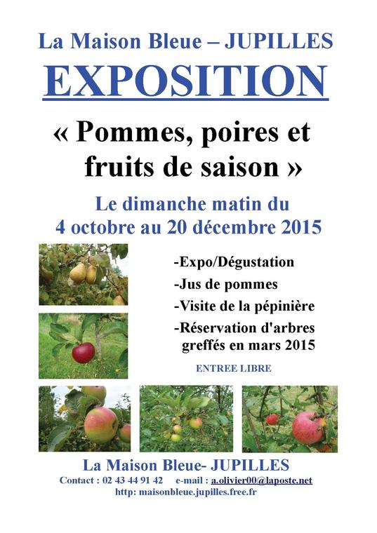 affiche EXPO2015