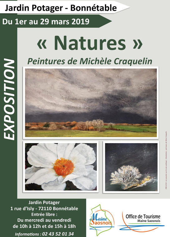 affiche expo natures