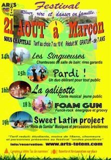 festival marçon