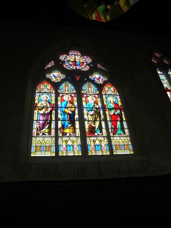 vitrail chateau du loir-cr+®dits photo PAH