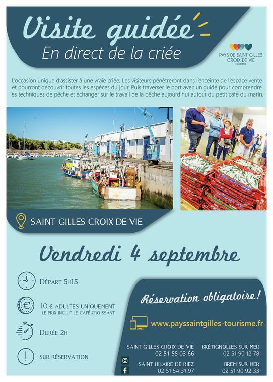 EN DIRECT DE LA CRIEE 04-09-2020