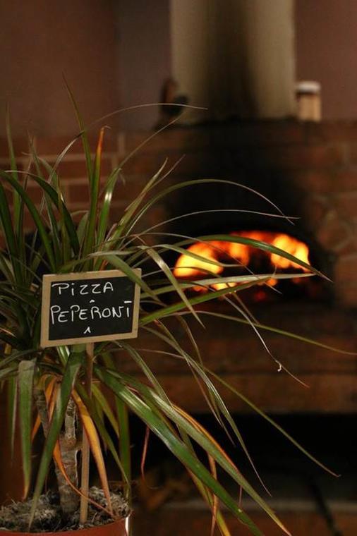 Pizza peperoni