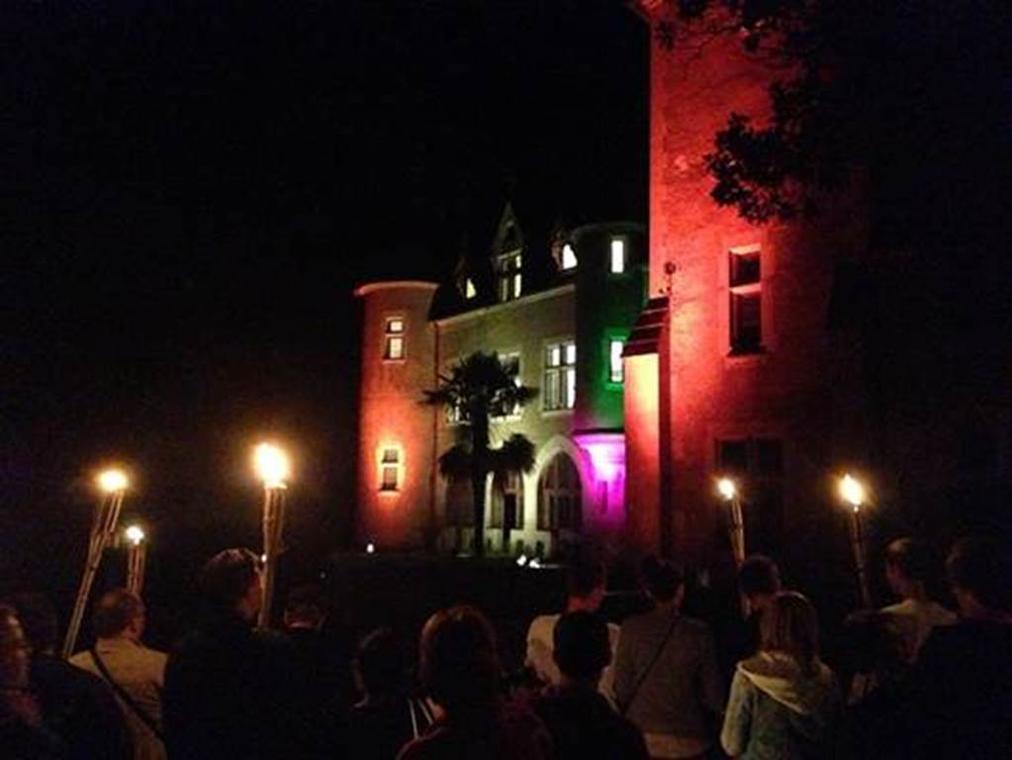 Visites Nocturnes aux Flambeaux