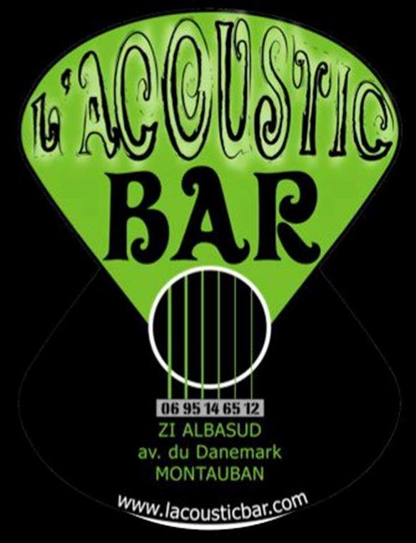 Logo L'Acoustic Bar