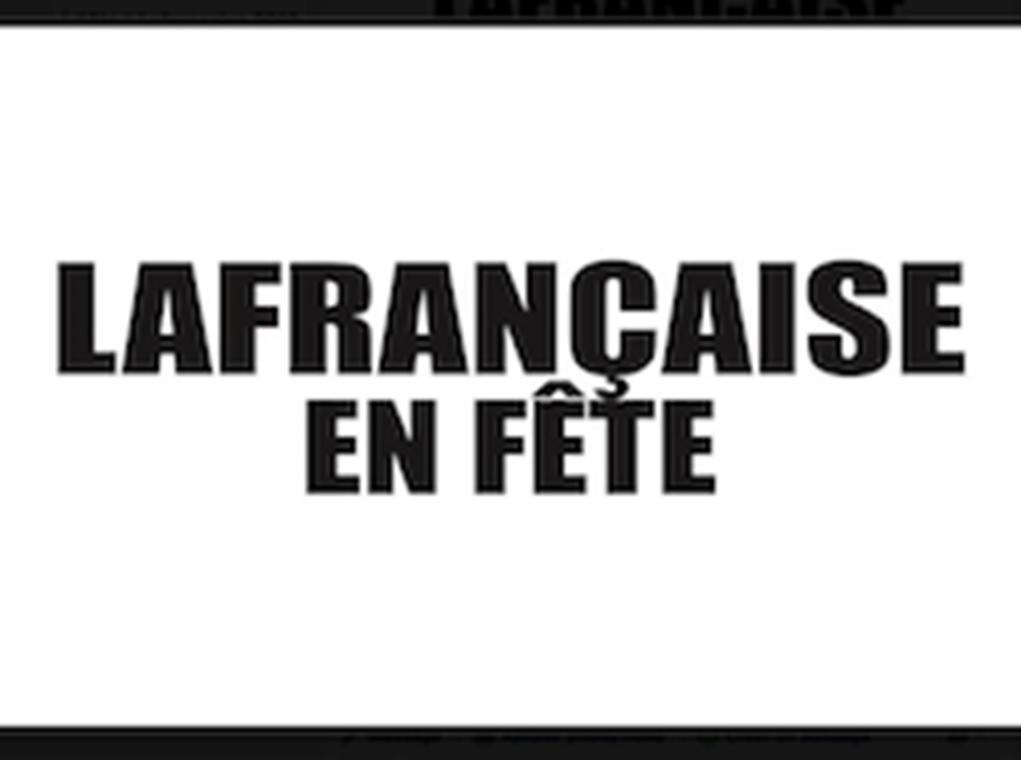 Fête au Village Lafrançaise