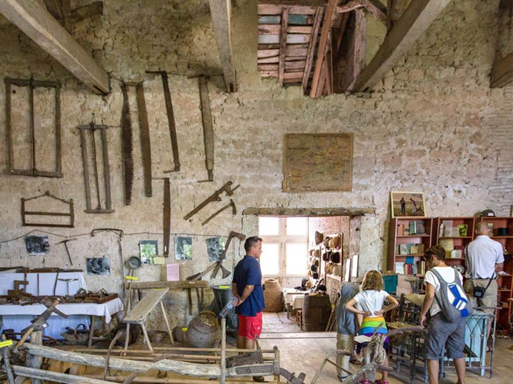 Musée de la Mémoire Rurale, Lacour