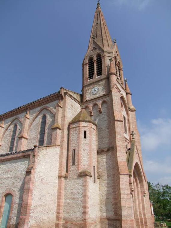 Eglise faudoas