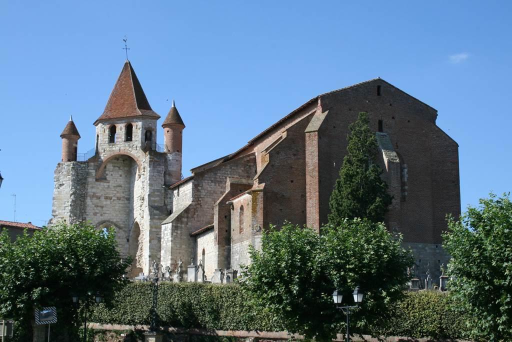 Aire de pique nique Eglise Saint- Pierre