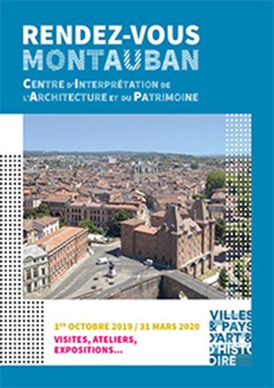 Rendez-vous Montauban du 01/10/2019 au 31/03/2020