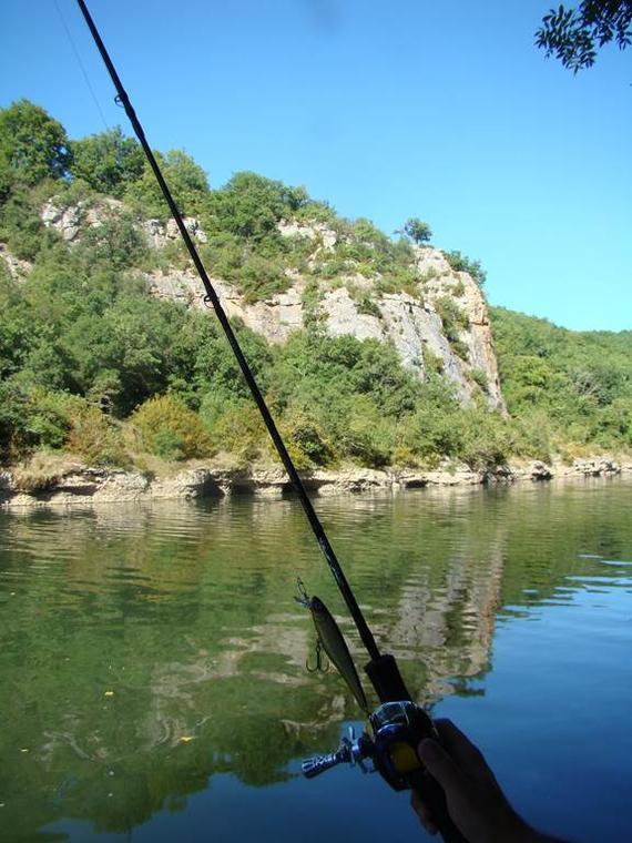 Pêche en Tarn et Garonne - Gorges de l'Aveyron