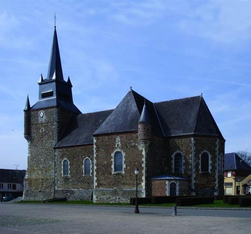 Eglise Saint-Nicolas