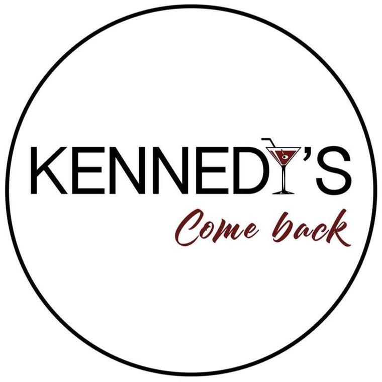 Come Back kennedy Montauban logo