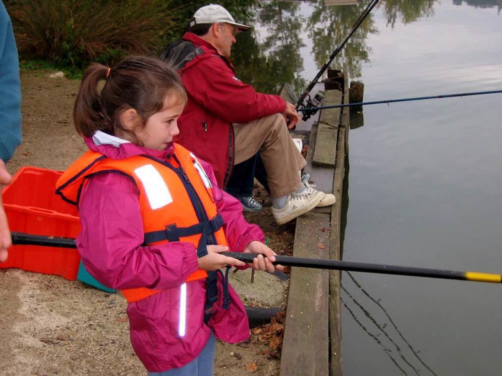 Pêche pour les enfants
