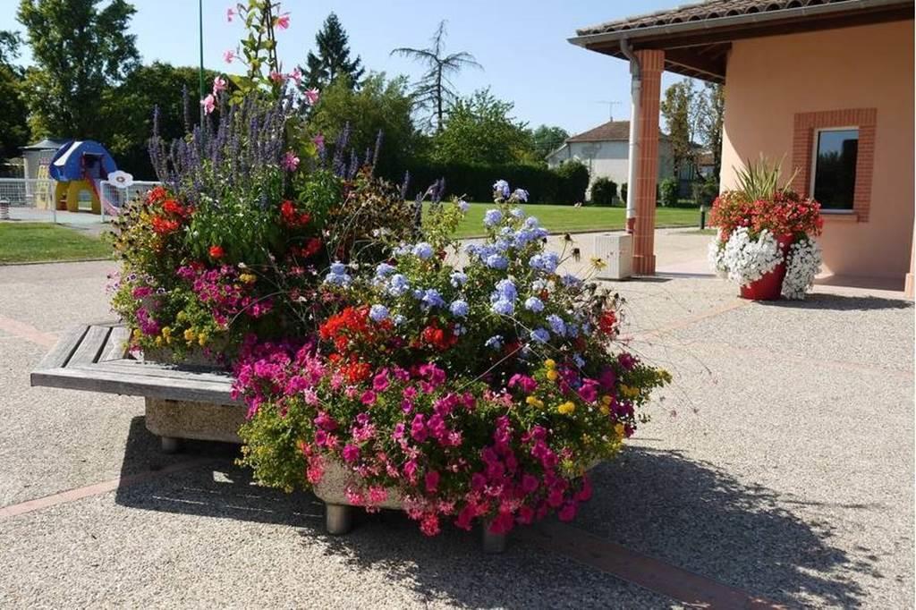 Aire de pique-nique de Montbeton Tarn-et-Garonne