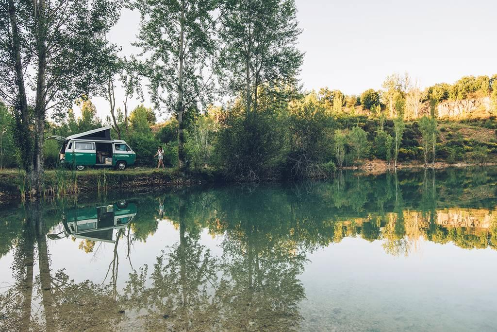 Le Lac Vert Montpezat-de-Quercy