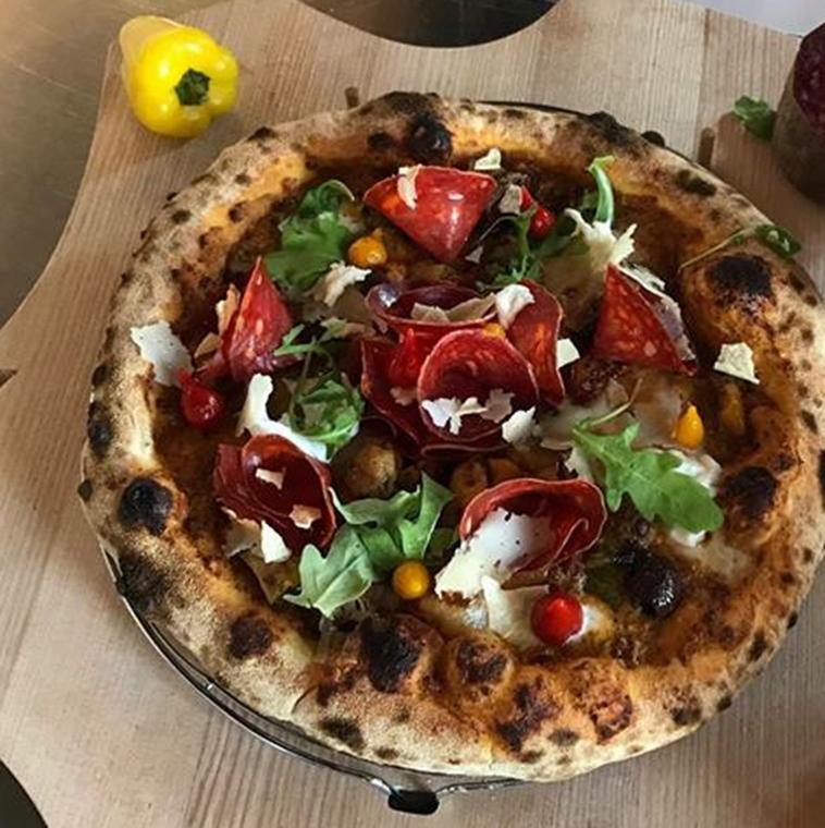 La bonne pizz