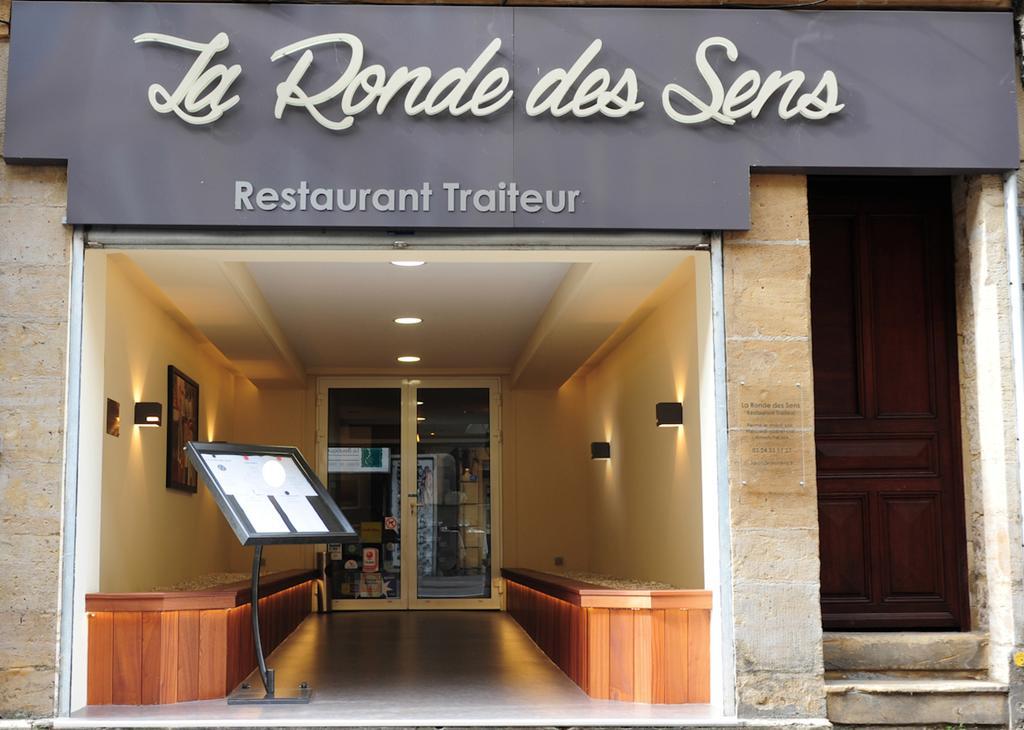 """Restaurant """"La Ronde des Sens"""""""