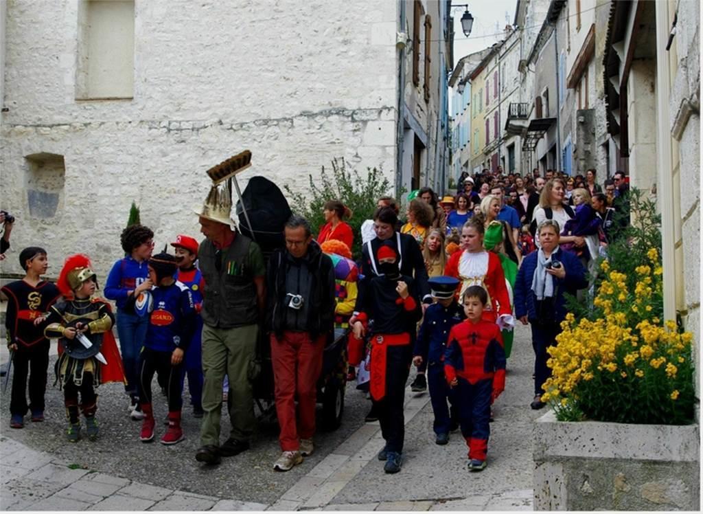 carnaval montaigu de quercy