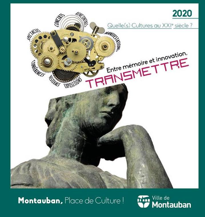 Entre mémoire et innovation manifestation culturelle Montauban Tarn-et-Garonne