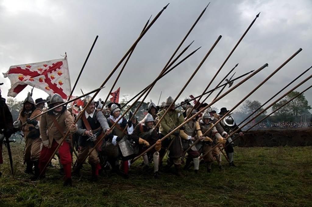 image bataille de Rocroi