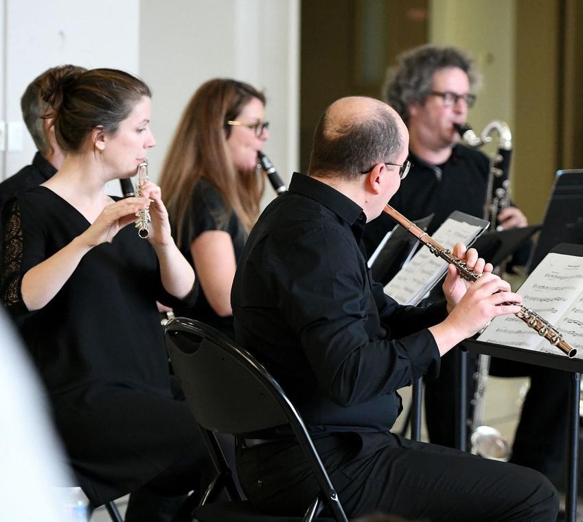 Septuor à vent du Conservatoire