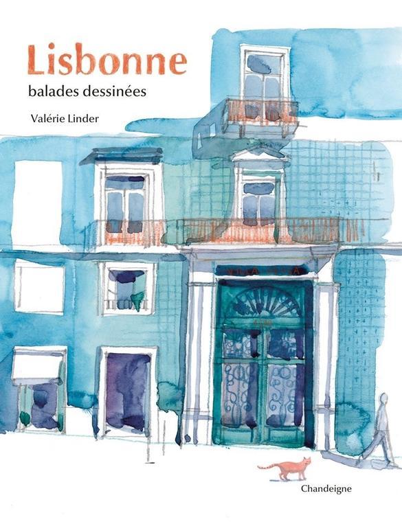 Lisbonne, balades dessinées
