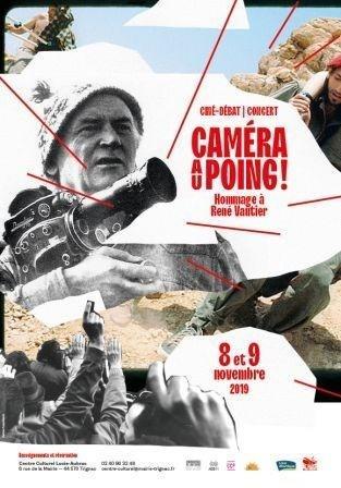 «Caméra au poing» - Hommage à René Vautier