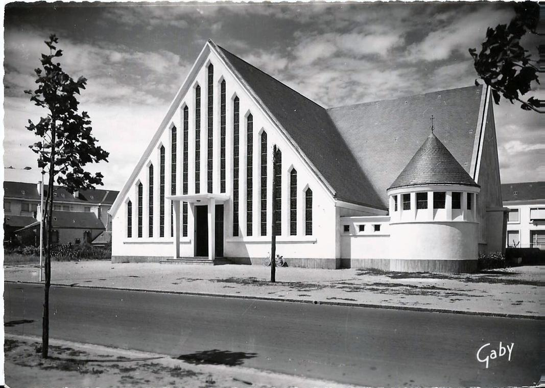 Eglise Saint-Gohard