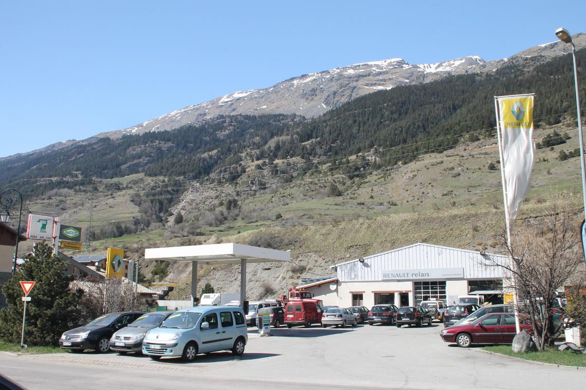 Garage Renault Burdin Frères