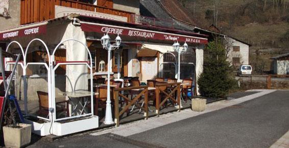 Bar La Flambée - St Pierre d'Entremont