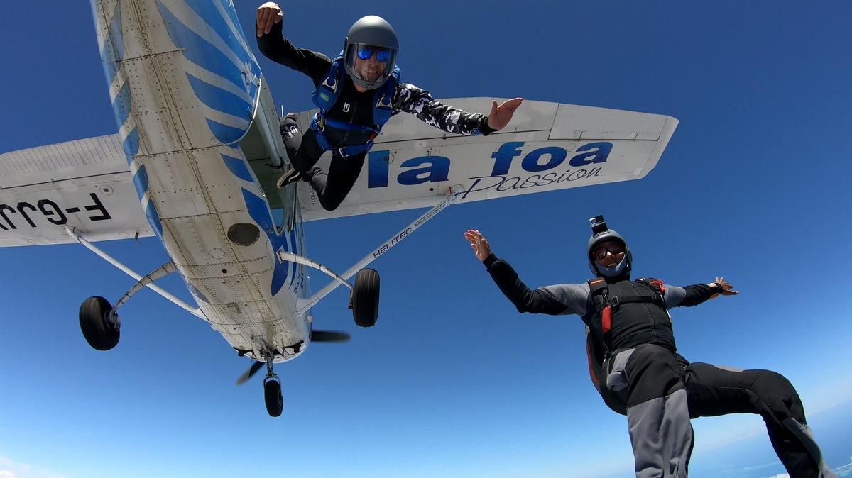 Centre école de parachutisme
