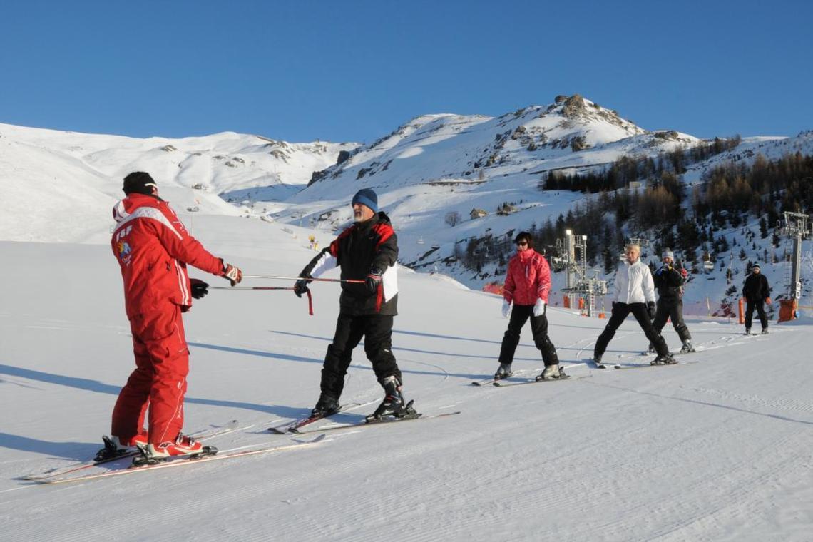 Ski Découverte à Orcières Merlette 1850