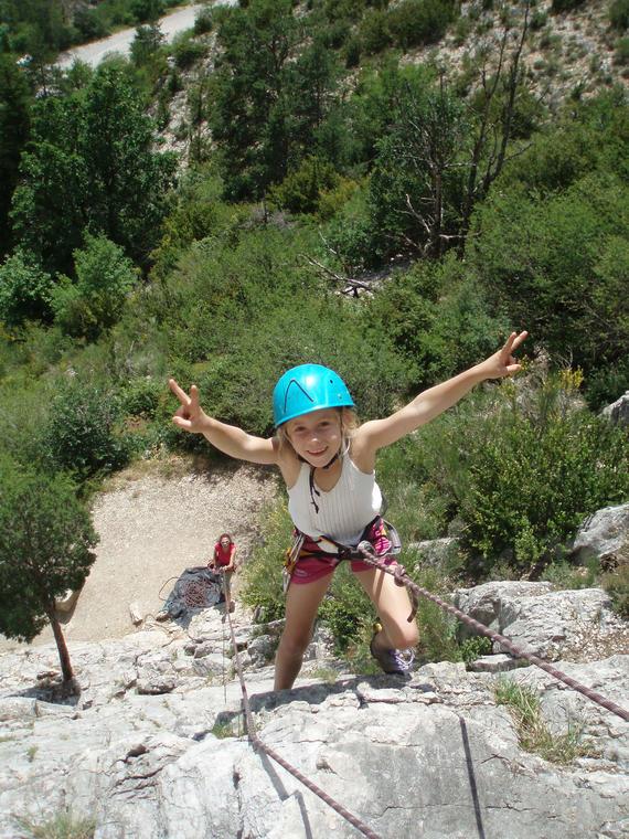 Escalade Guides des 2 vallées