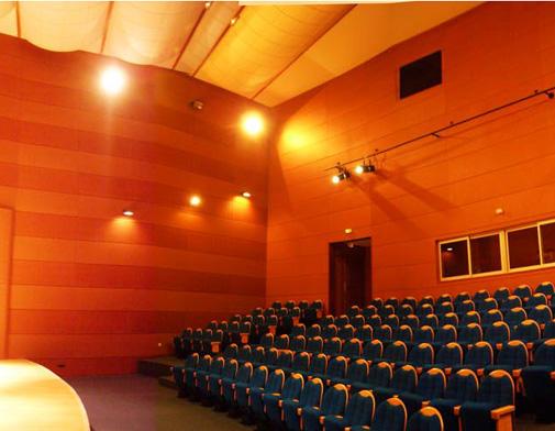 Auditorium Xenakis Stains 93