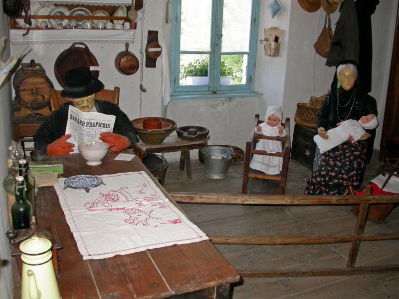 Musée de la Casse à Prapic