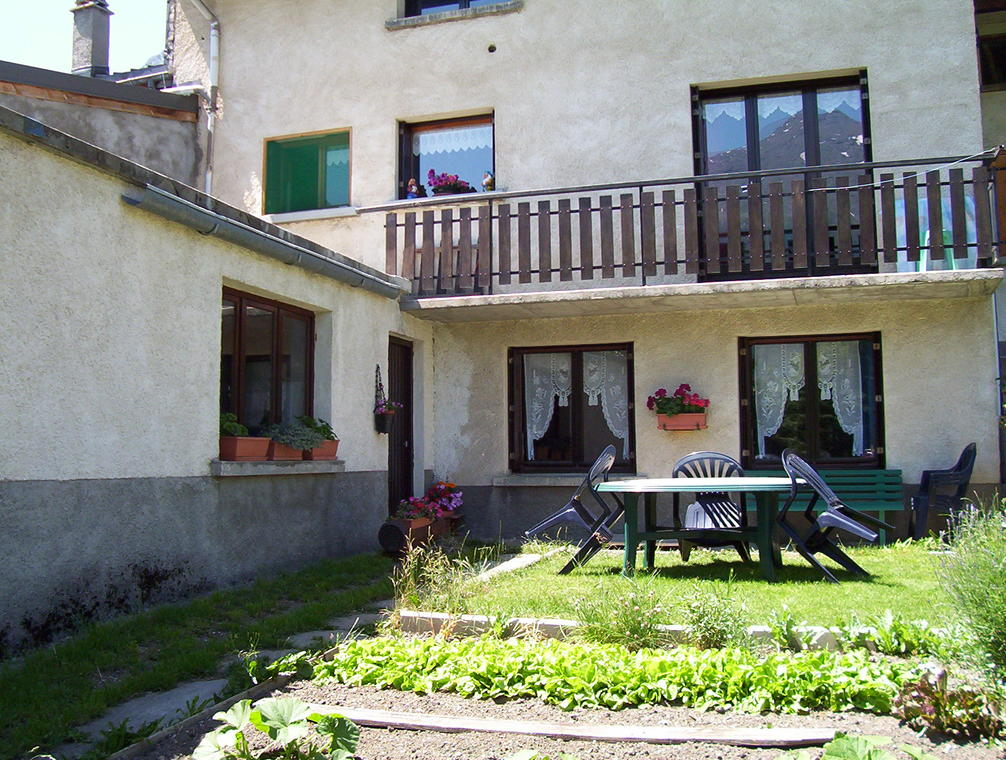loaction appartement aussois