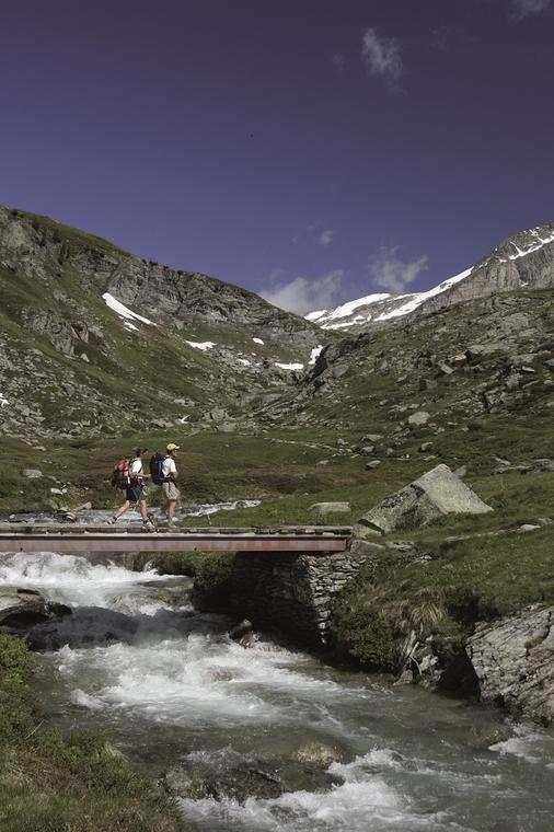 Le pont de la Sétéria