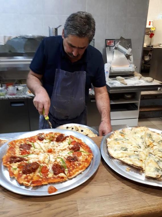 Pizza Les Colonnes