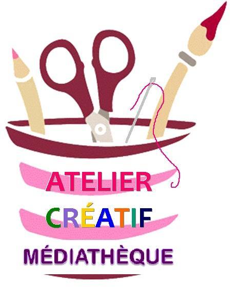 Atelier créatif médiathèque