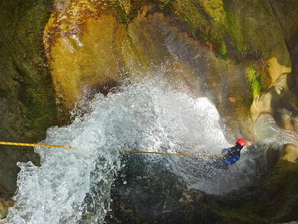 Canyoning Guides Champsaur Valgaudemar