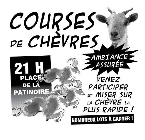courses de chèvres