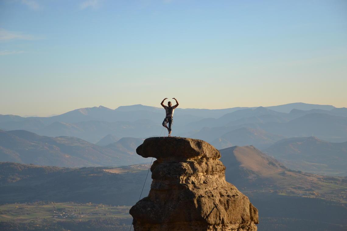Escalade et Yoga