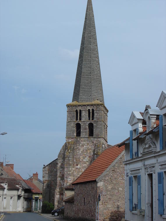 Eglise - Vallon-en-Sully