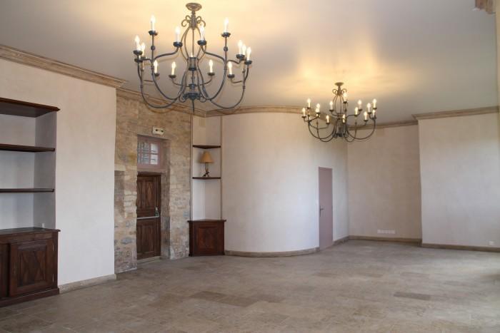Salle du château d'Onet-Village
