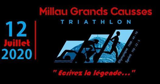 Millau Grands Causses Triathlon