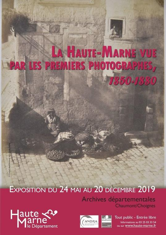haute marne 52 photographies 1850 1880 exposition.
